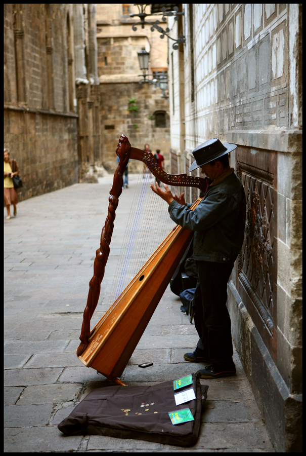 Music in Barcelona