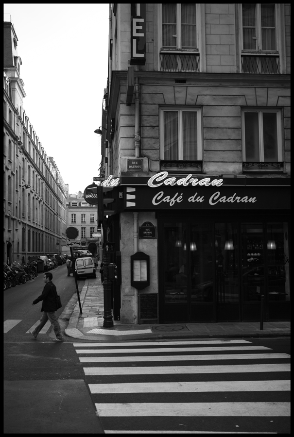 Cafe du Cadran