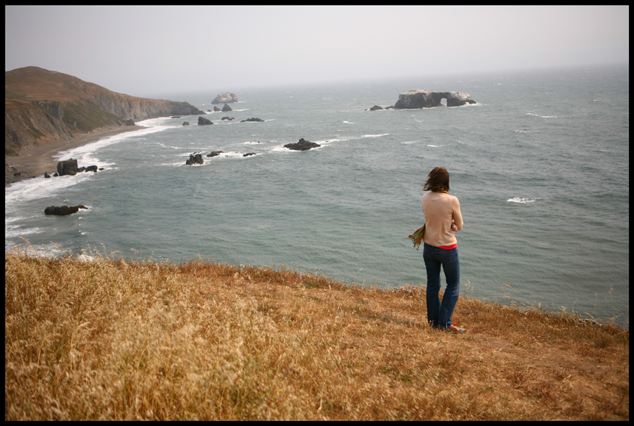 Joellen At The Edge of the World