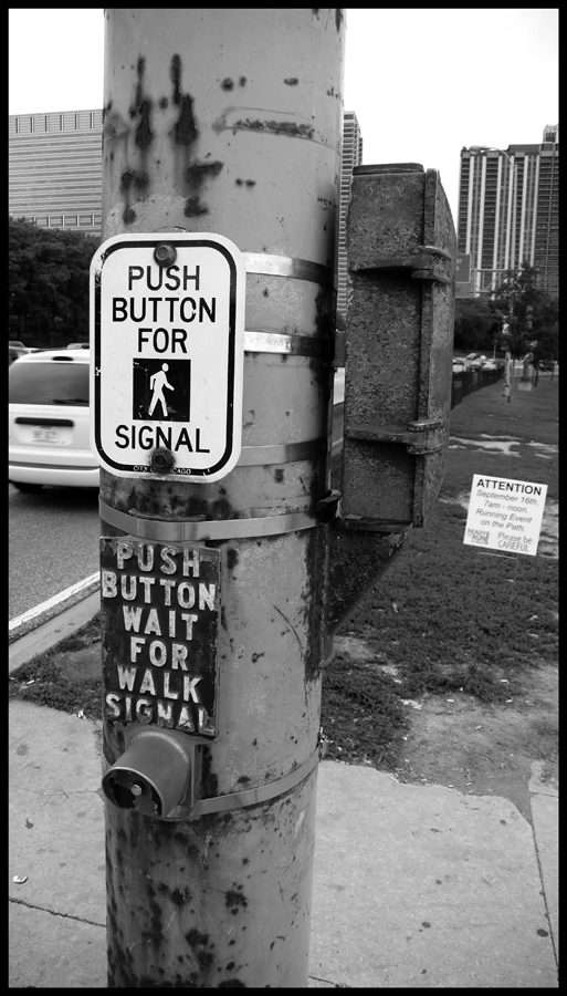 Push button for...